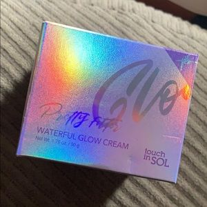 Touch In Sol: PRETTY FILTER WATERFUL GLOW CREAM